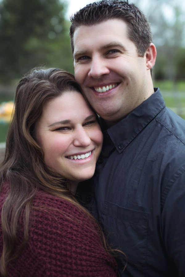Jessica Ernst and Chris Kaer